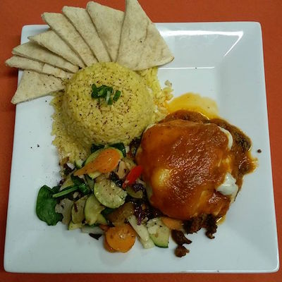 Jerusalem garden cafe authentic mediterranean cuisine for Authentic mediterranean cuisine